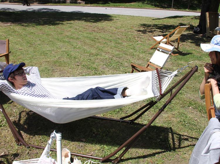 3way hammock mesh type 1